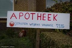 Gondelvaart Aldeboarn 2018-10-12